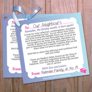 Download our Neighbour Notes!