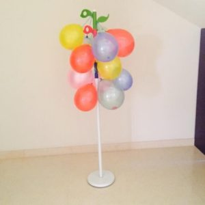 Build a Balloon Tree