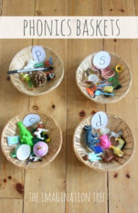 Phonics Baskets
