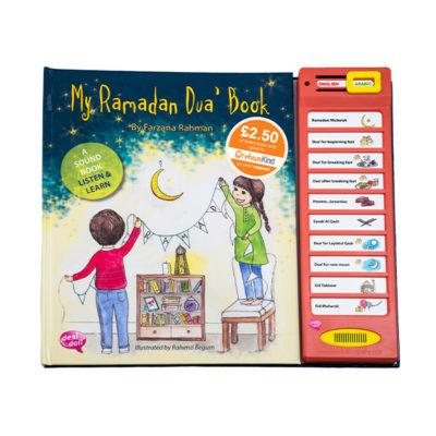 Ramadan Story Sound Book - Desi Doll Company