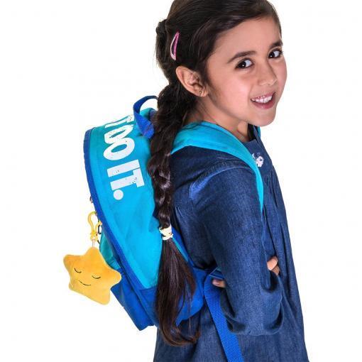 Travel Dua Keyring Girl