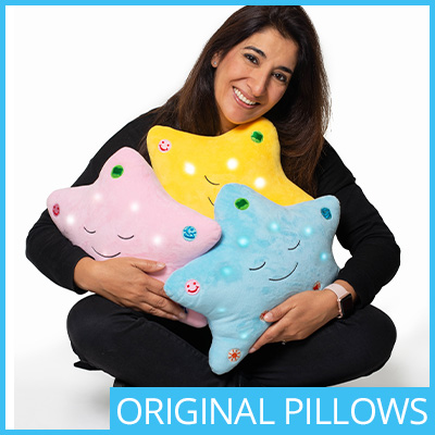 The Original Light Up Dua Pillow