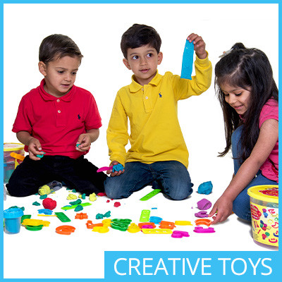 Creative Toys for Muslim Kids