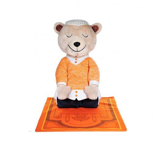 Penny Prayer Bear Kneel