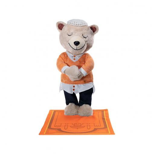 Penny Prayer Bear Mat