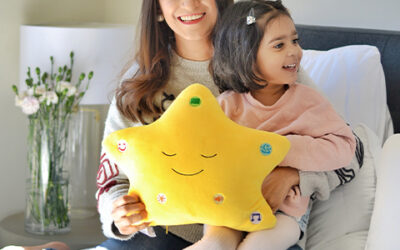 Arya&Mumsyblog Dua Pillow Review