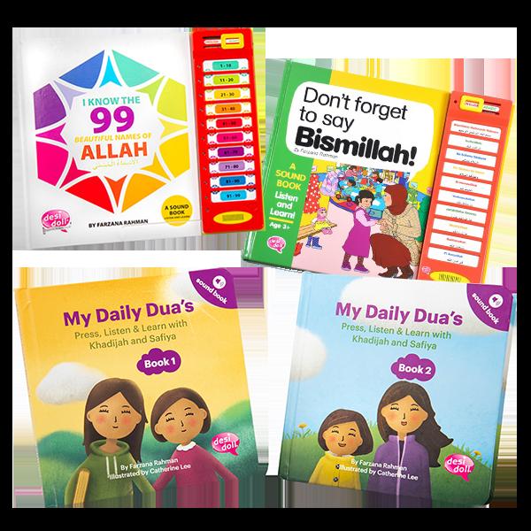 Talking Books for Muslim Kids